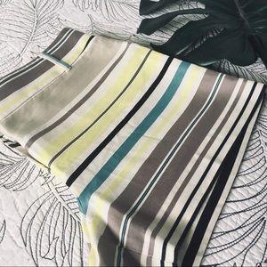 LOFT • Striped Riviera Short